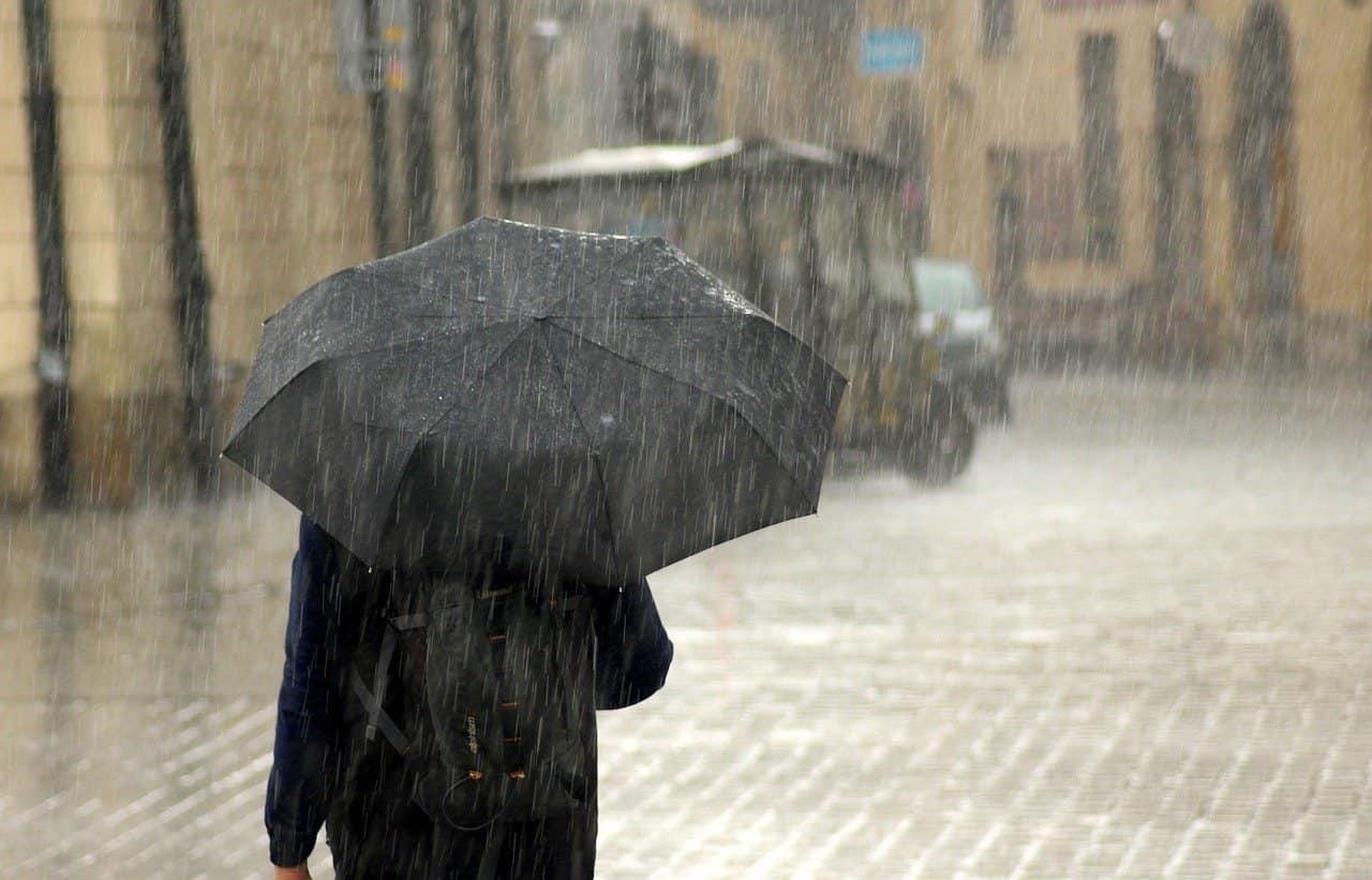 Allerta Meteo: in arrivo piogge e temporali sulla Campania per venerdì 25 settembre