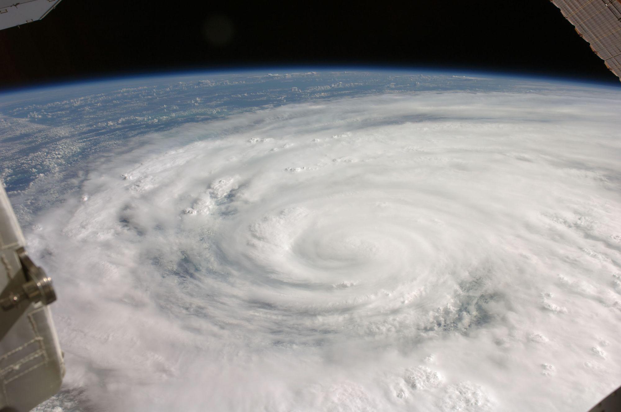 Come si formano gli uragani