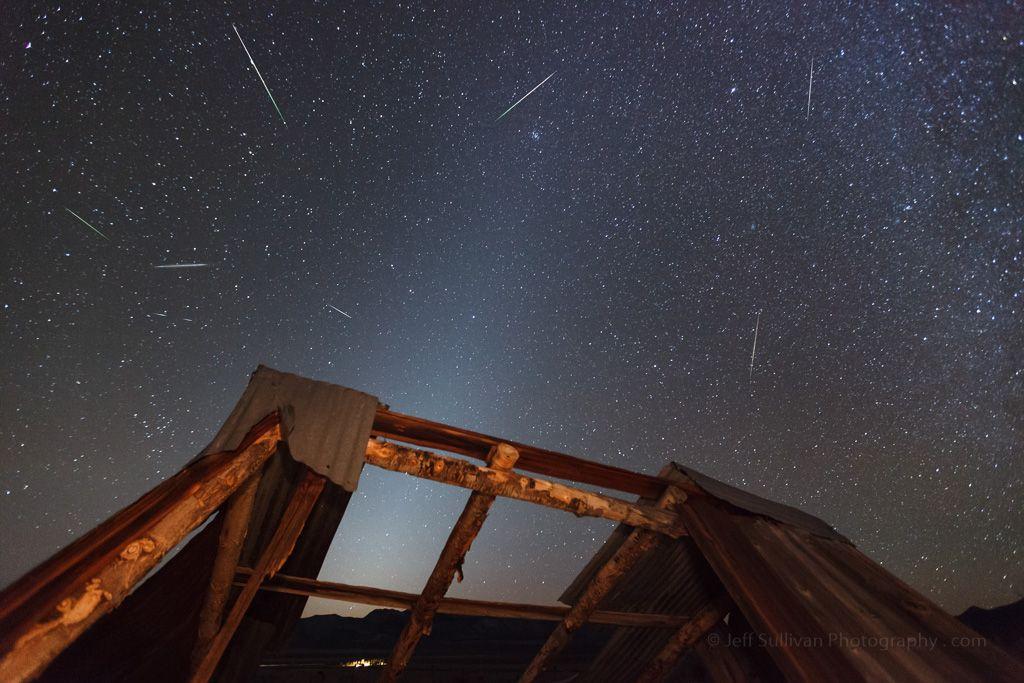 """Come vedere le Orionidi, le """"stelle cadenti"""" d'autunno"""