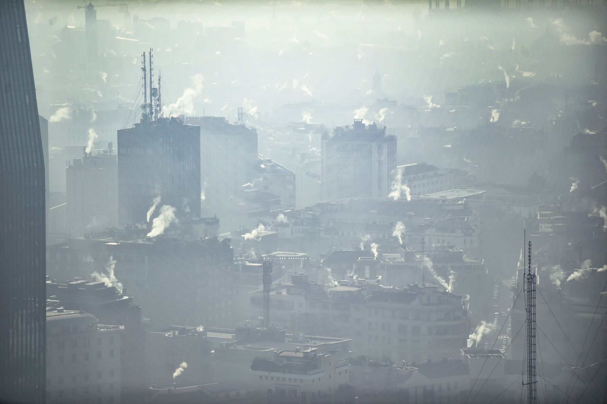 C'è correlazione tra inquinamento e morti per Covid-19?
