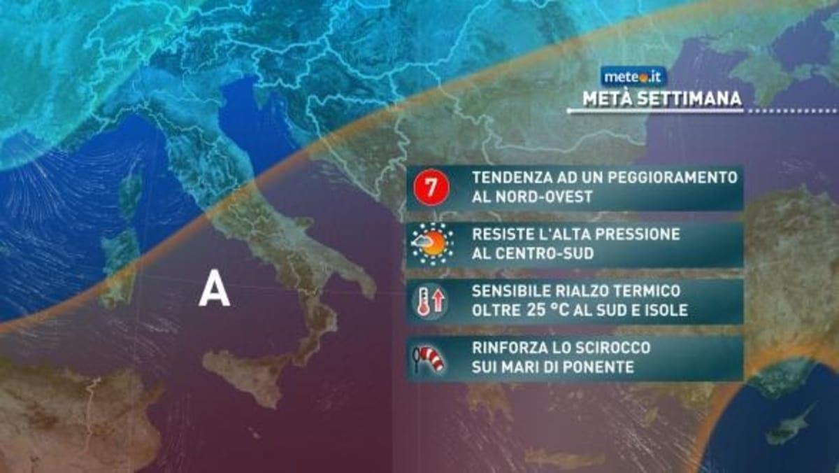 Meteo, temperature estive in alcune regioni: arriva l'ottobrata