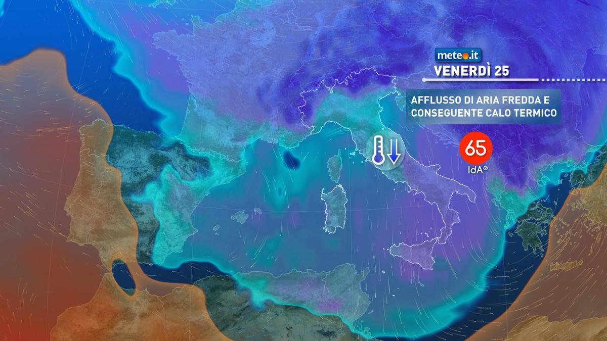 Meteo, nel periodo di Natale tempo variabile: in arrivo anche aria fredda