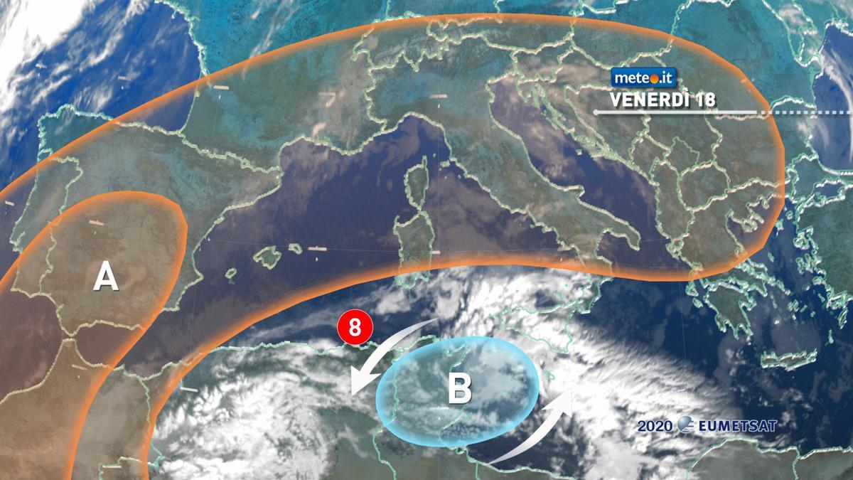 Meteo 18 dicembre: tempo stabile, ma è in arrivo un peggioramento