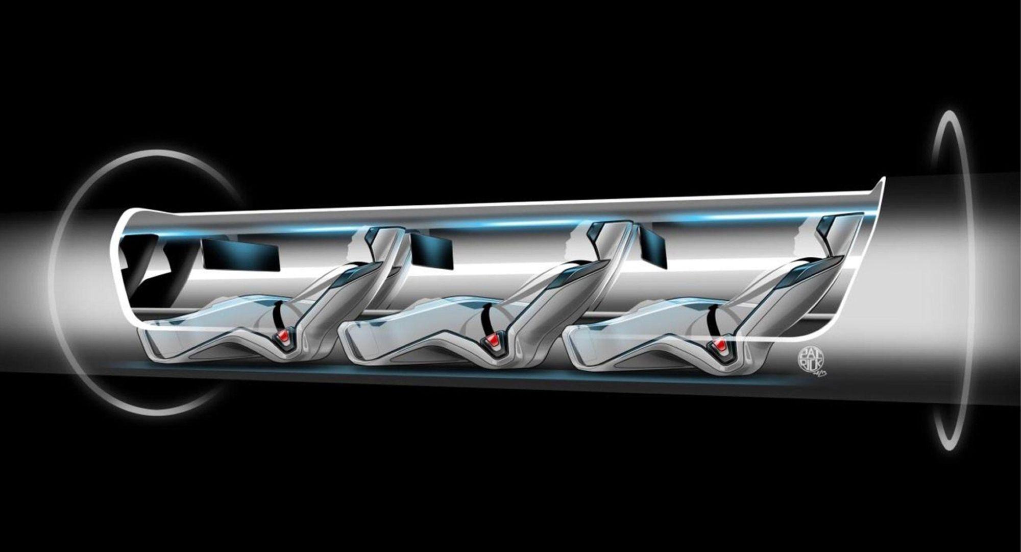 Il treno superveloce Hyperloop rivoluzionerà davvero i trasporti?