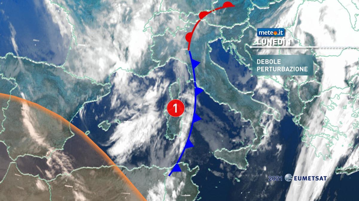 Meteo, febbraio al via con una nuova perturbazione: le zone coinvolte
