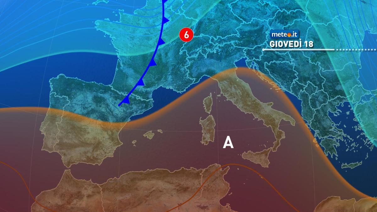 Meteo 18 febbraio: clima più mite, ma arriva qualche debole pioggia