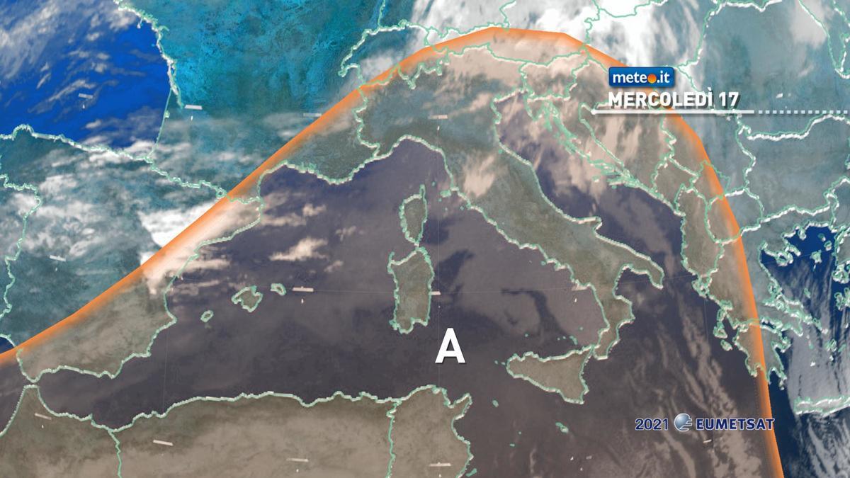 Meteo, gelo addio: temperature in aumento e tempo bello quasi ovunque