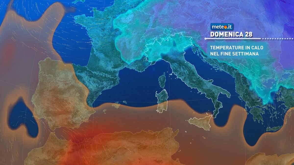 Meteo: sole e clima mite protagonisti anche nei prossimi giorni, ma dall'ultimo weekend di febbraio si profila un cambiamento
