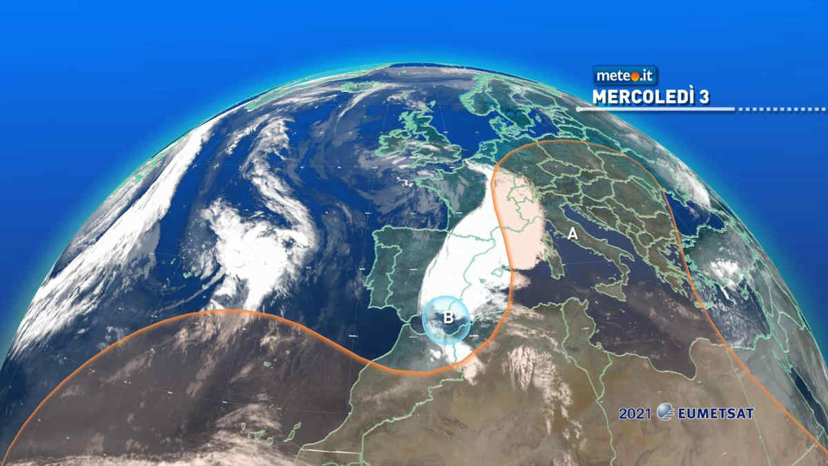 Meteo, 3 marzo stabile ma nel weekend si cambia