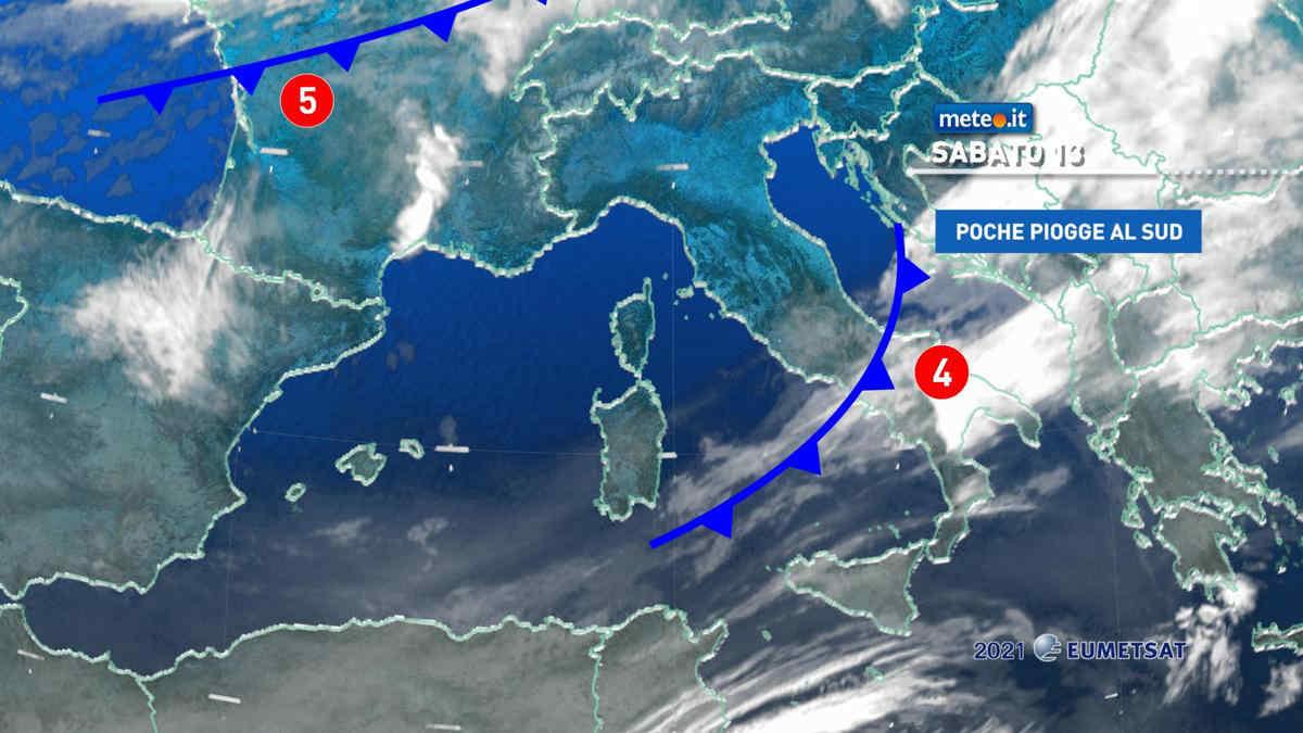 Meteo: 13 marzo con tempo stabile, ma sta per tornare il freddo invernale. I dettagli