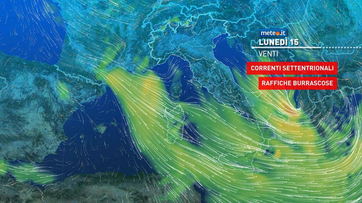 Meteo oggi domenica 14 marzo: tornano temporali e nevicate su molte regioni