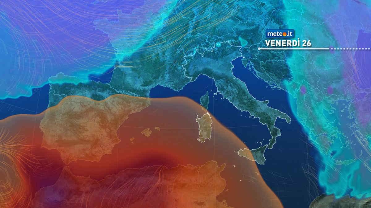 Meteo: stop al freddo, ma il 26 marzo torna qualche pioggia