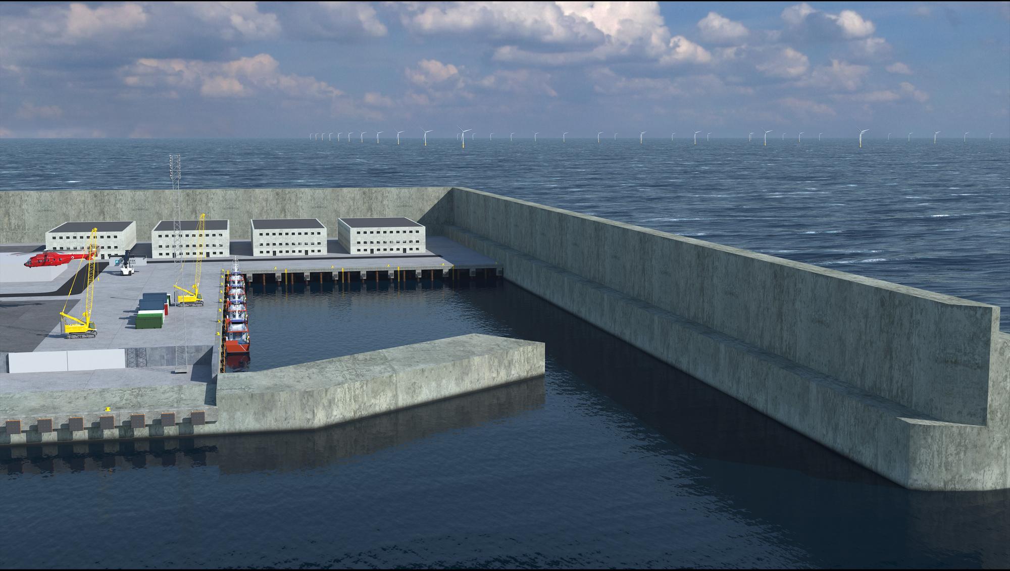Dal 2030 la Danimarca avrà le sue isole energetiche