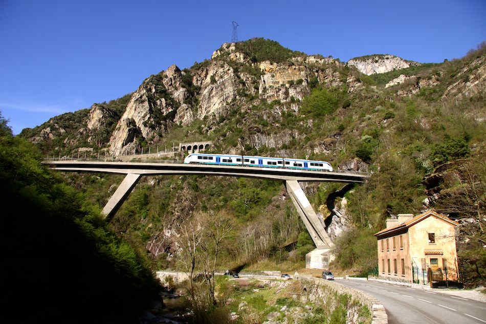 Cuneo-Ventimiglia-Nizza, la ferrovia delle meraviglie