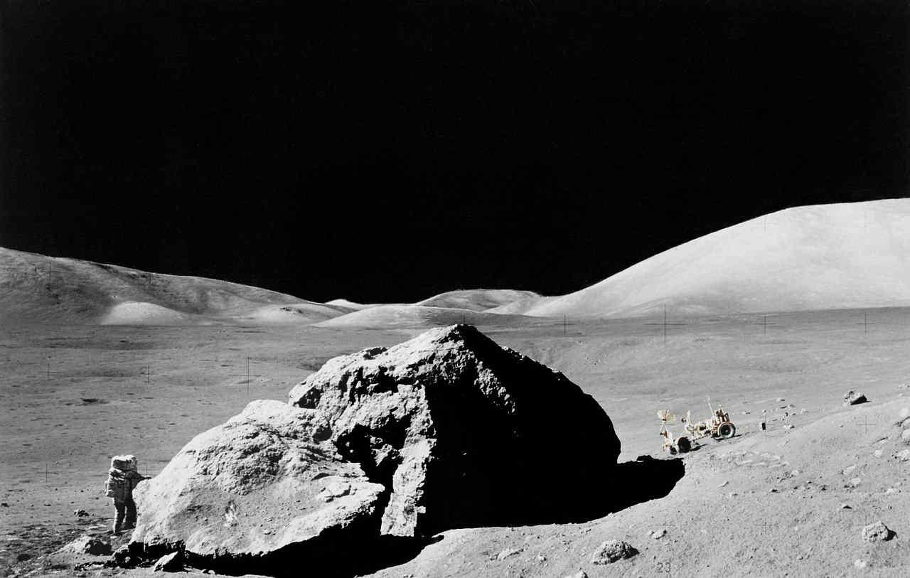 Si può fare sport sulla Luna?