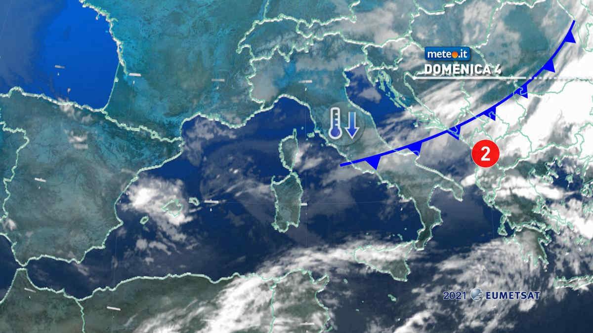 Meteo, Pasqua e Pasquetta 2021 con prevalenza di sole ma aria fredda