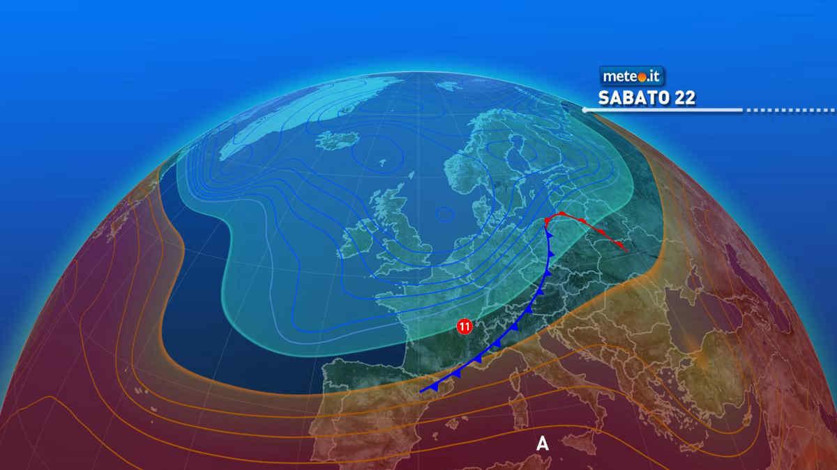 Meteo, sabato 22 maggio variabile al Nord e caldo estivo al Sud