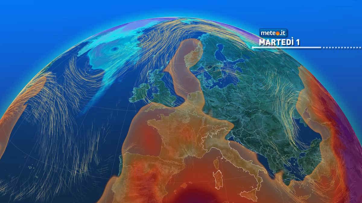 Meteo, 1 giugno con prevalenza di sole sull'Italia