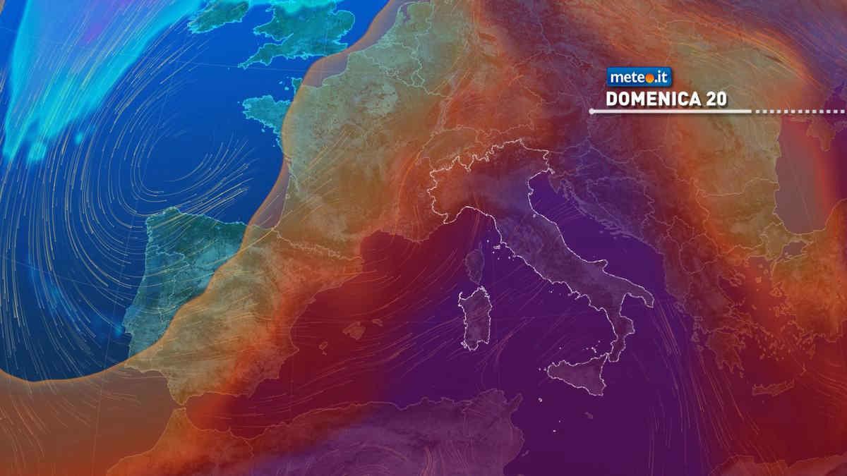 Meteo, intensa ondata di caldo sull'Italia: 20 giugno rovente