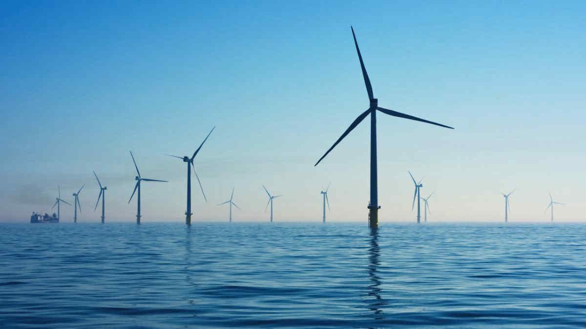 Come sarà il parco eolico nel mare Adriatico