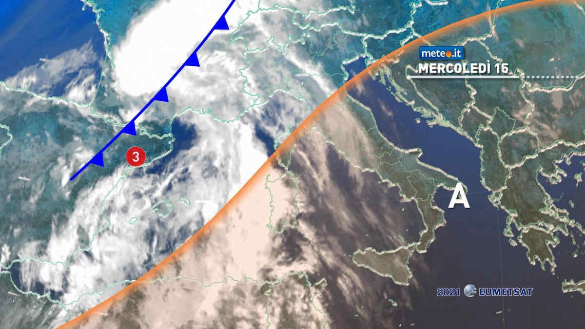 Meteo, 15 settembre tra caldo anomalo e nuove piogge