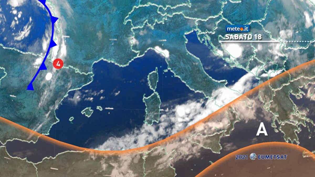 Meteo, Italia divisa tra estate e autunno nel weekend del 18 e 19 settembre