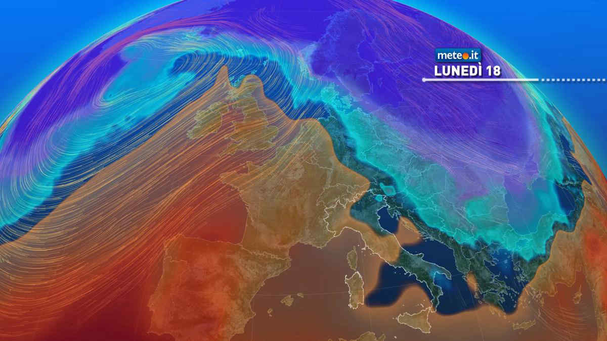 Meteo, lunedì 18 ottobre con alta pressione in rinforzo