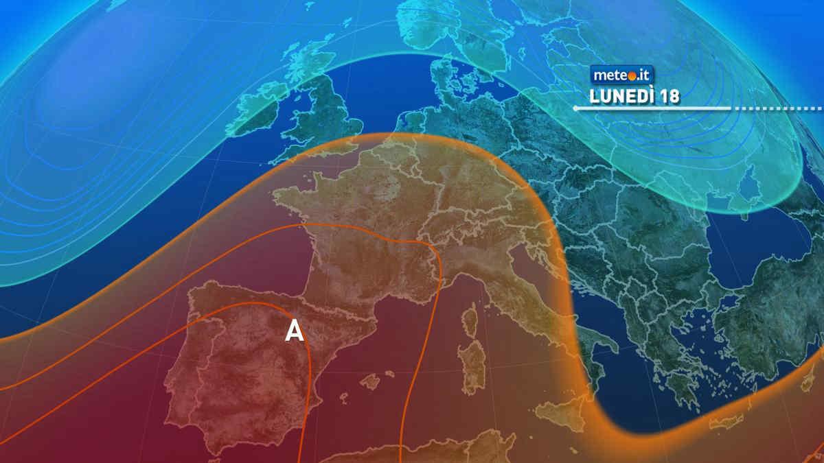 Meteo, 18 ottobre con bel tempo quasi ovunque e temperature in aumento