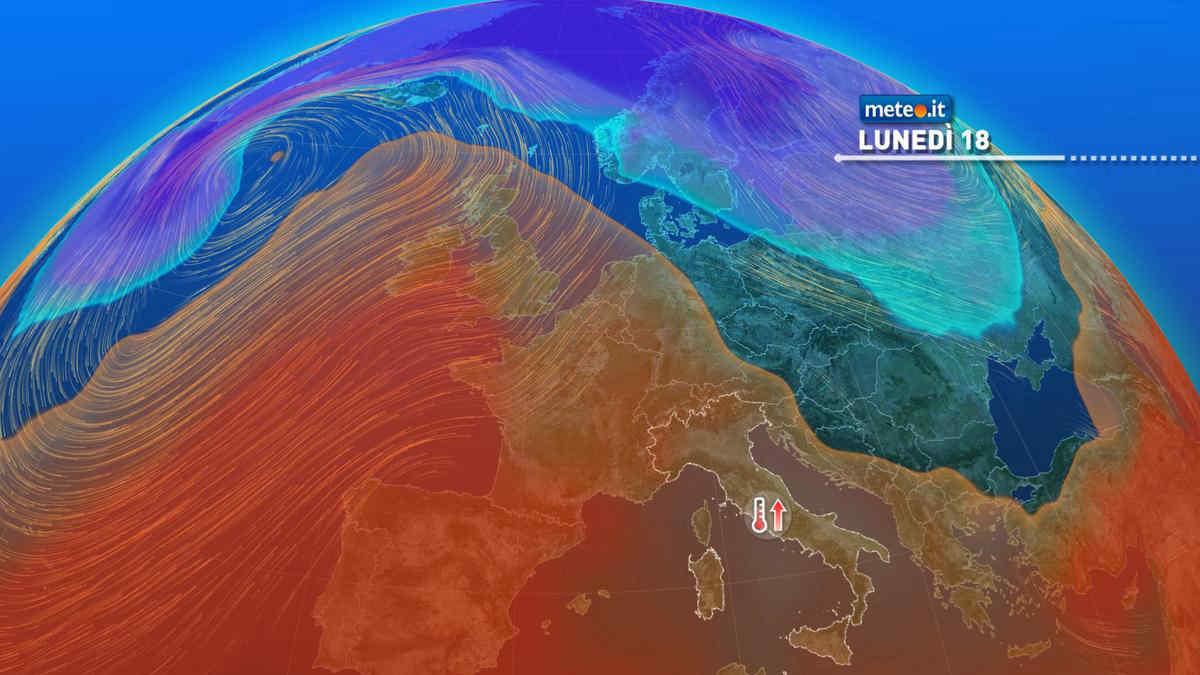 Meteo 18 ottobre: rischio nebbia al Nord, qualche pioggia insiste al Sud