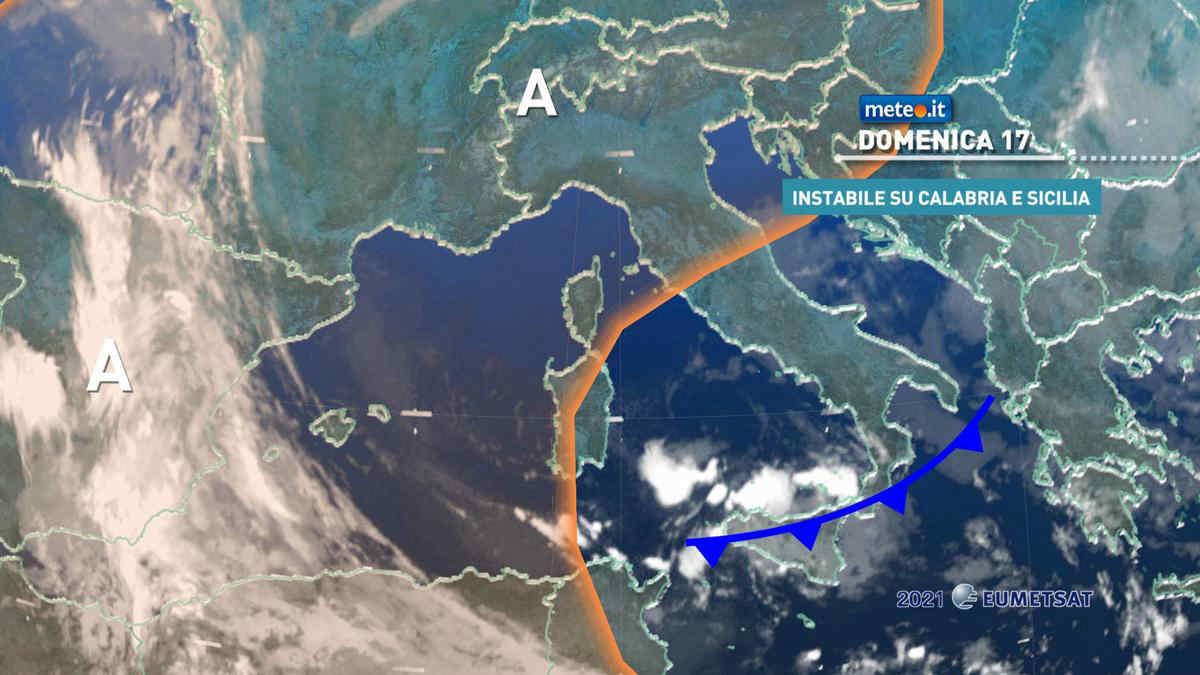 Meteo, 17 ottobre: torna il rischio nebbia in pianura, qualche pioggia al Sud